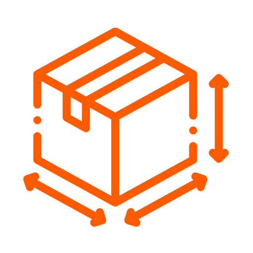 icone presse-agrumes dimensions