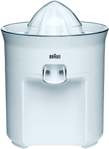 presse-agrumes électrique braun cj3050