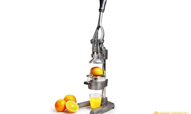 Test du presse-agrumes manuel L2560 de chez Lumaland