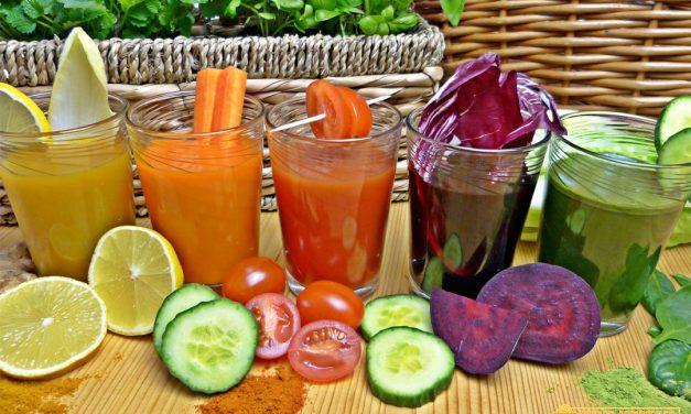 3 recettes de jus détox pour bien préparer l'été