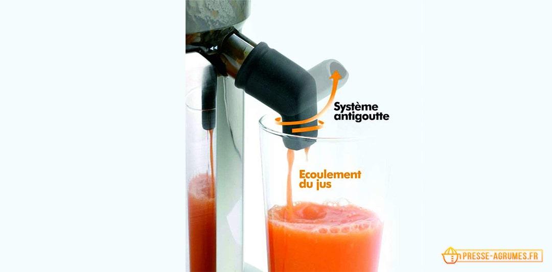 centrifugeuse riviera-et-bar pr 776a7 juice fountain